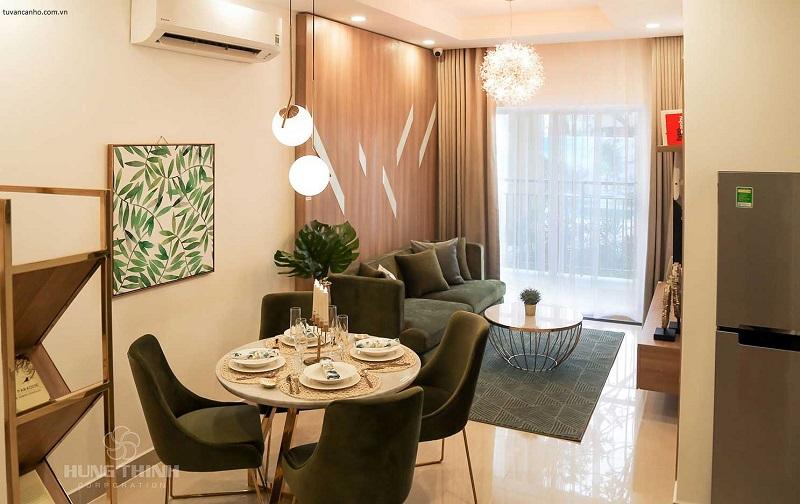 nhà mẫu căn hộ Lavita Charm