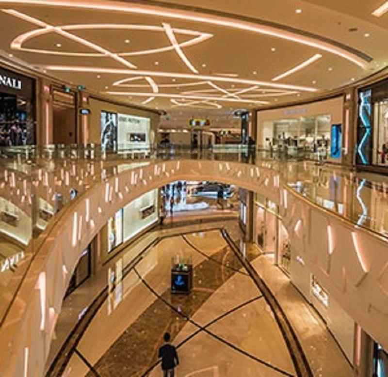tầng thương mại Lavita Charm