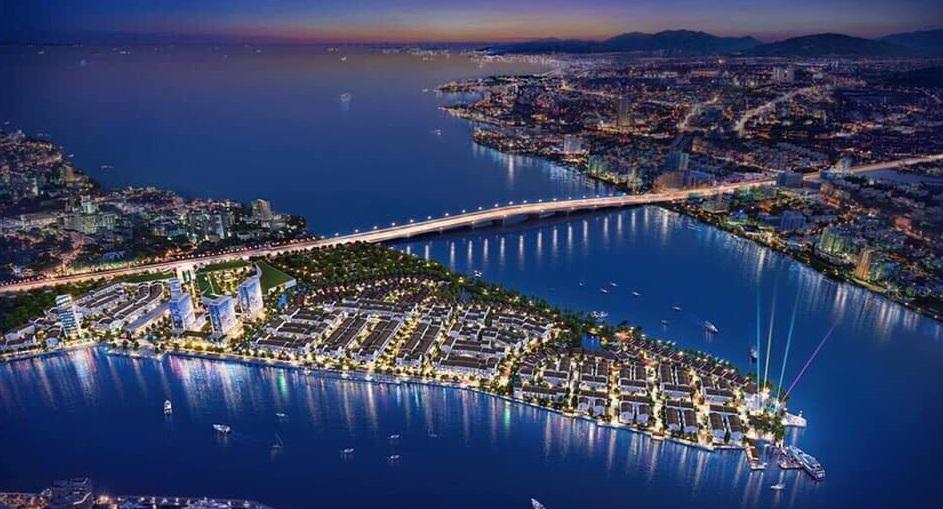 đất nền marine city