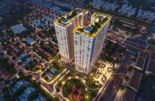 Bcons Plaza vị trí quyết định giá trị cho bất động sản